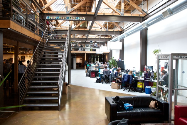 San Francisco, The Mission, SF, Joe Sterne Photography, Timbuk2, Office