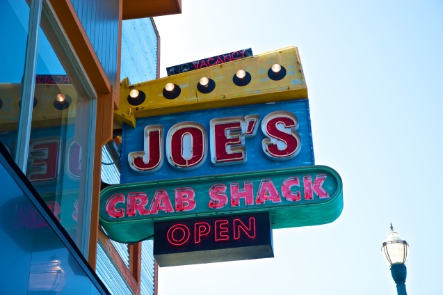 Joe Sterne Photography, California, Northern California, San Francisco, joe's crab shack