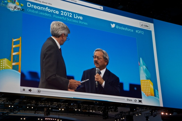 Joe Sterne Photography, Dreamforce 2012, #df12, Moscone Center, San Francisco