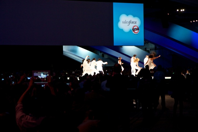 Joe Sterne Photography, Dreamforce 2012, #df12, Moscone Center, San Francisco, MC Hammer