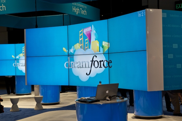 Joe Sterne Photography, Dreamforce 2012, #df12, Moscone Center, San Francisco, Marc Benioff, Richard Branson