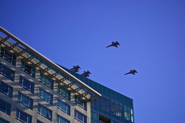Joe Sterne Photography, Fleet Week, San Francisco, America's Cup 2012, Downtown SF, SF, Blue Angels