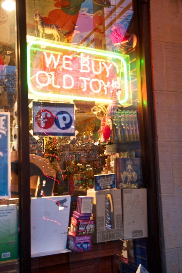 Joe Sterne Photography, Cleveland, Ohio, Big Fun Toys, Toys, Toy Store, Nintendo
