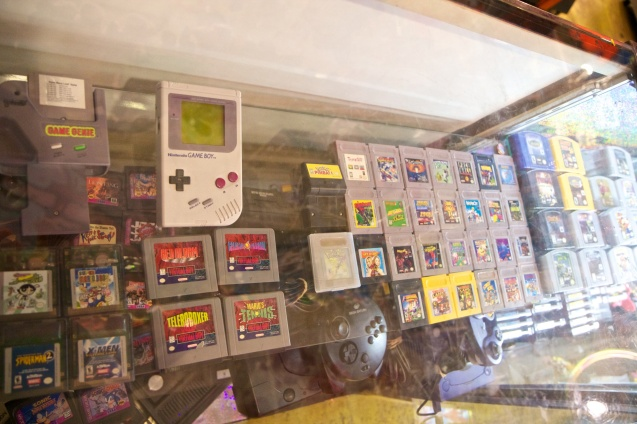 Joe Sterne Photography, Cleveland, Ohio, Big Fun Toys, Toys, Toy Store, Nintendo, Gameboy, Virtual Boy