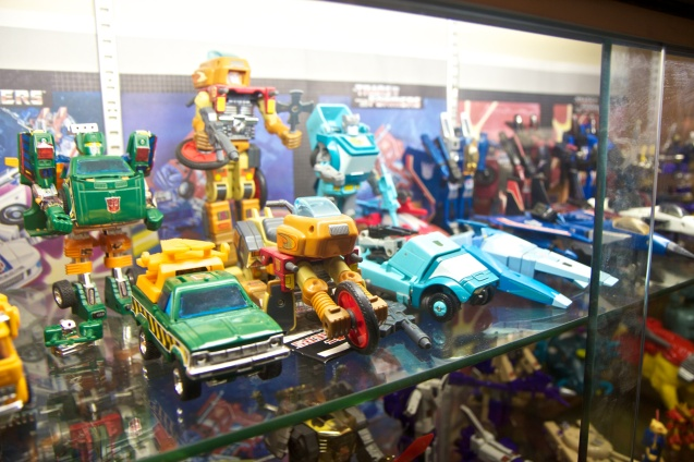 Joe Sterne Photography, Cleveland, Ohio, Big Fun Toys, Toys, Toy Store, Transformers