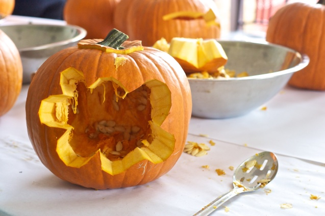 joe sterne photography, google san francisco, office, san francisco, pumpkin carving, pumpkins, Google+