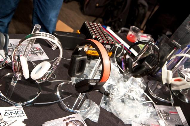 gdgt, san francisco, tech trade show, the Meteron, monster headphones,