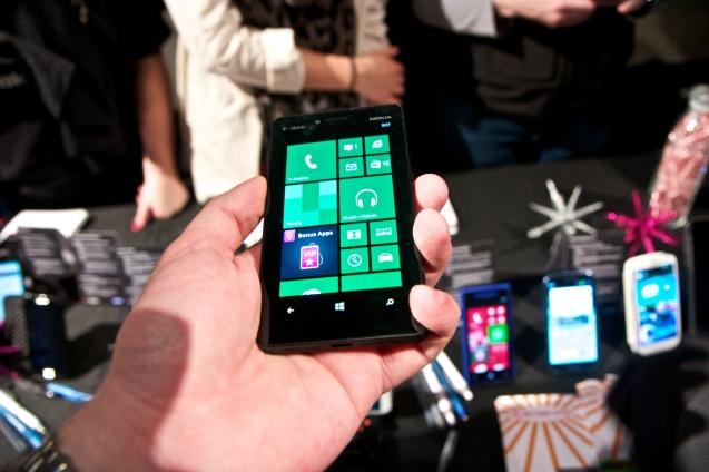 gdgt, san francisco, tech trade show, the Meteron, windows phone