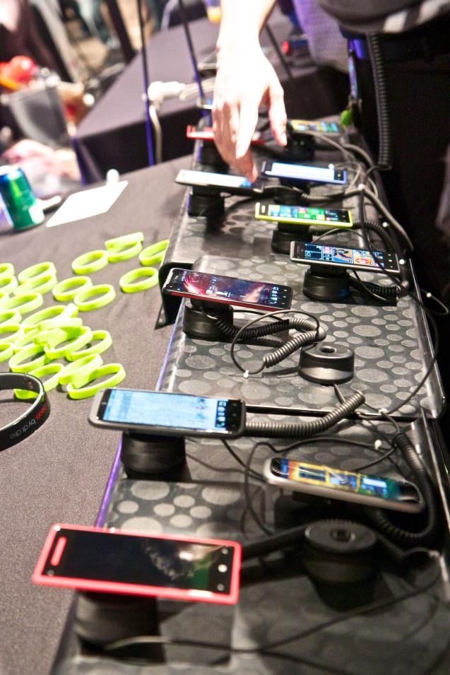 gdgt, san francisco, tech trade show, the Meteron,