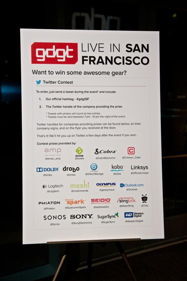 gdgt, san francisco, tech trade show, the Meteron