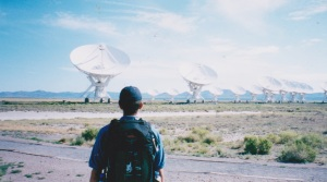 Joe Sterne Photography, VLA, very large array, new mexico, boy scouts of Amercia