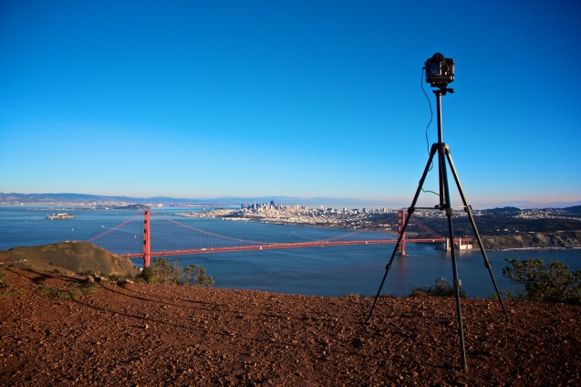 joe Sterne photography, hawk hill, bay area, gold gate bridge,