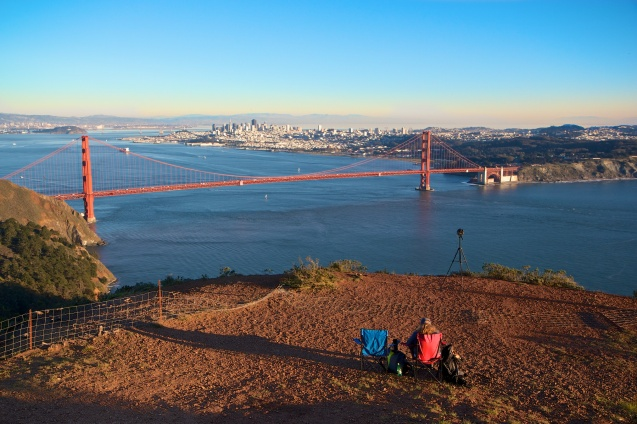 joe Sterne photography, hawk hill, bay area, gold gate bridge, julia dachner