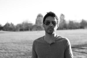 Sammy Obeid, Joe Sterne Photography, photoshoot, stand up comic, sunnyvale