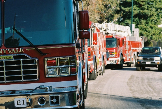 #projectfilm, macro, AE-1, 35mm, Joe Sterne Photography, Sunnyvale CA, firetruck