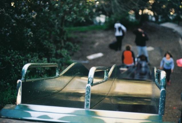 joe sterne Photography, kodacolor iso 200, canon ae-1 program, flickr meetup, san francisco, 35mm film,