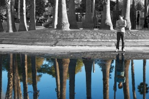 Sammy Obeid. Joe Sterne Photography, Stand up comedian, sunnyvale CA, photoshoot