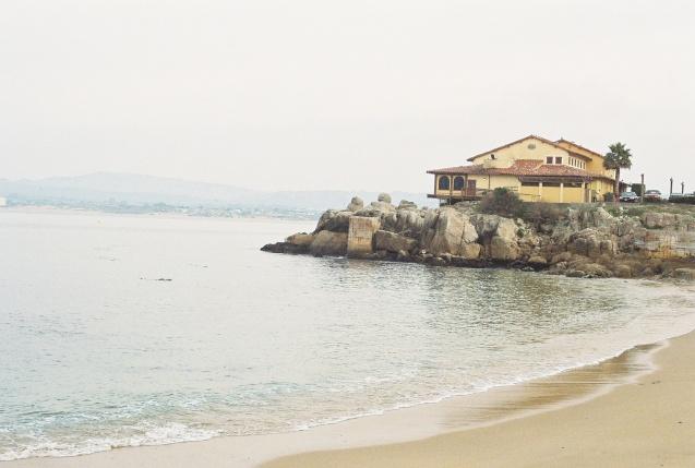 Joe Sterne Photography, Kodak iso800, 35mm film, canon ae-1,Monterey, CA, beach, west coast