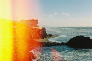 Joe Sterne Photography, Kodak iso800, 35mm film, canon ae-1, sutro baths, san francisco