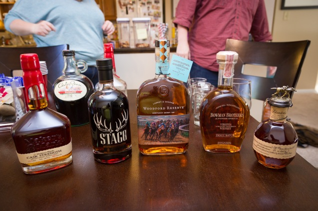 joe sterne, not so sterne photography, bourbon, bourbon tasting, ohio, cleveland